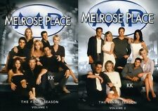 Melrose Place The Final Season 7 Volume 1 + 2 Vol One Two Series New DVD R1