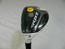 New LH Taylormade RocketBallz Stage 2 Tour TP 18.5* 3 Rescue 3h Stiff Lamkin