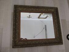 Specchiera in pastiglia lavorata - epoca primi 900 - specchio - cornice