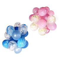 40pcs accessoires de fête d'anniversaire de mariage de ballon de latex de