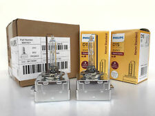 2x New OEM for 02-09 Audi A4 S4 Philips D1S HID Xenon Headlight Bulb N10566101