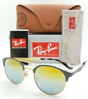 NEW Rayban Sunglasses RB3545 9007A7 51mm Grey Green Gradient Mirror AUTHENTIC