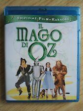 """BLU-RAY """"Il mago di Oz"""" (edizione film + karaoke)"""