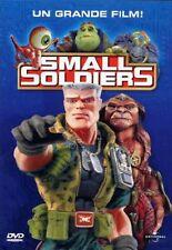 SMALL SOLDIERS  DVD ANIMAZIONE