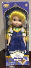 NIB Disney Animators' Collection It's a Small World Singing Holland Doll