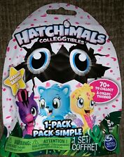 Hatchimals Colleggtibles Season 1 Mystery Blind Bag Surprise Egg Toy US Seller