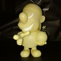TWIM Bomber Kid Figure Sofubi Vinyl Phosphorescent Used from Japan F/S