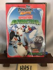 The Penguins of Madagascar: Operation Antarctica DVD! Region 1! NEW! FREE S/H!