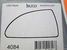 2006-2013 CHEVROLET IMPALA LEFT DRIVER SIDE BURCO MIRROR GLASS 4084