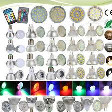 MR16 GU10 E27 MR11 5733 2835 LED Glühbirne Spot Strahler Birne IR Fernbedienung