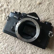 Olympus Om-2N 35mm Slr Film Camera Body - Black Film Tested