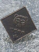 Vintage Boy Cub Scout Bear Mother's Pin