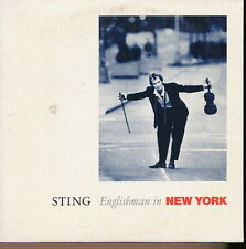 STING CDS ENGLISHMAN IN NEW YORK
