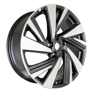 62707 New Compatible Aluminum Wheel 20x7.5 Fits 2015-2018 Nissan Murano