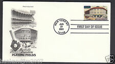 Baseballs Legendary Fields 2001 Usps First Day Issue Envelope 34c Forbes Field