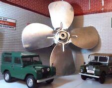 Round Smiths Heater Motor Blower Fan OEM Land Rover Series 1 2 2a 2b SWB 88