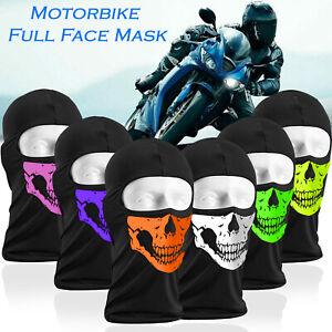 Motor Bike Ultra thin Balaclava Ski Moto Bike Face Mask Outdoor Sports Swat