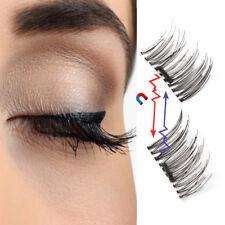 False Eyelashes Fashion Natural Eye Lashes Extension 4PCS 3D Magnetic Reusable