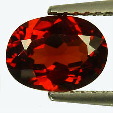 1.80Cts Stunning Collection Rare Seen Natural Red Color Spessartite Garnet!!