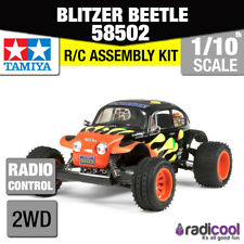 58502 TAMIYA BLITZER BEETLE 1/10th R/C KIT RADIO CONTROL 1/10 CAR NEW IN BOX!
