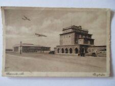 Ak Chemnitz Flughafen mit Flugzeuge gelaufen 1926