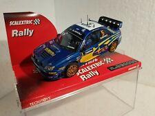 qq 6223 SCALEXTRIC SUBARU IMPREZA WRC R AUSTRALIA #5 SOLBERG