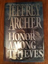 Honor among Thieves by Jeffrey Archer HC
