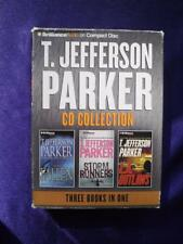 T. Jefferson Parker CD Collection: The Fallen - Storm Runners - L.A. Outlaws