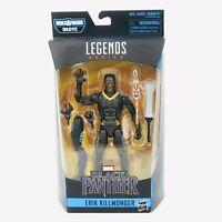 Marvel Legends Black Panther Erik Killmonger from Okoye BAF Wave 6in Sealed New
