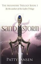 Moonfire Trilogy: Sand and Storm by Patty Jansen (2016, Paperback)