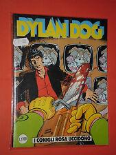 DYLAN DOG- di tiziano sclavi-N°24-ORIGINALE in 1° EDIZIONE -BONELLI-PRIMA STAMPA