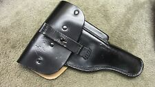 Walther P38 P1 Leather Holster Post WW2 Military Unissued West German