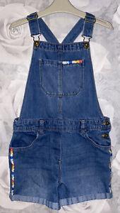 Girls Age 11 (10-11 Years) TU Sainsbury's Shorts Dungarees