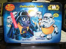 Mr. Potato Head Star Wars Darth Tater Spudtrooper in Collector Tin