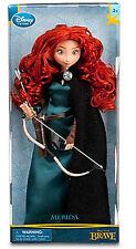 Disney Store Pixar Brave Merida Classic Doll 1st Edition