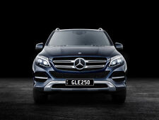GLE250 QLD personalised number plates for Mercedes Benz GLE250 SUV