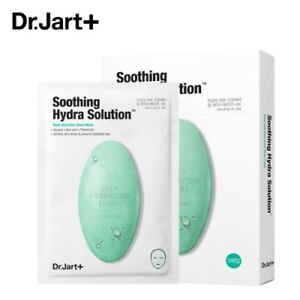 [Dr.Jart+] Dermask Water Jet Soothing Hydra Solution 1/5/10/15pcs Lot*Free gift*