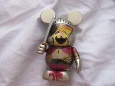 "Disney Vinylmation Mideval Series Knight 3"" Figurine"