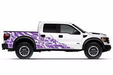 Vinyl Decal Nightmare Wrap Kit for Ford Truck F-150 Raptor SVT 2010-2014 Purple