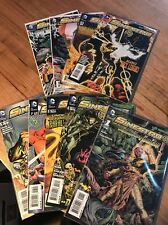 Sinestro New 52 Dc Comics 1-18 (missing 15), Annual 1 And Futures End 3D