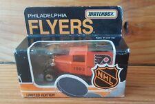Matchbox TEAM COLLECTIBLE NHL Ltd Ed 1993 PHILADELPHIA FLYERS (A+/D) New,Old Stk