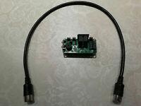 Pi1541 Commodore 1541 emulator Pi Zero edition with serial cable