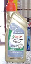 CASTROL SYNTRANS TRANSAXLE 75 W 90(CAMBIO MANUALE EX TAF-X) 1L