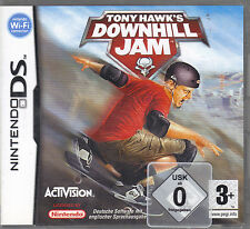 Tony Hawk's Downhill Jam ( Nintendo DS )