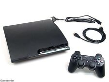 SONY PLAYSTATION 3 KONSOLE Slim Line - 320 GB + Original Sony Controller # 04