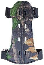 Fine Fabric Arm Guard Unisex 14cm Long x 7cm wide Archery Products FAG215 CAMO.