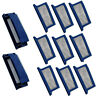 2 Reusable Filters & 9Disposable Ultra-Fine Filters For Philip-s Respironics New