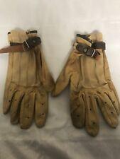 Vintage Mens Champion Brand Medium Size Rodeo Gloves