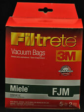 Miele Canister Vacuum Cleaner Style FJM Vacuum Bags