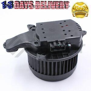 New AC Blower Motor W/ Resistor Fits Kenworth / Peterbilt CR705001